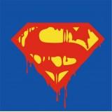 Superman death logo