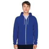 AA004 Flex fleece zip hoodie