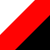 Black/ Red/ White