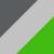 Char/Grey/Green