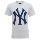 MJ001 New York Yankees large logo t-shirt