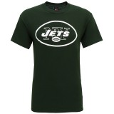 MJ019 New York Jets large logo t-shirt