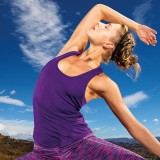 TR027   Women's TriDri® performance strap back vest