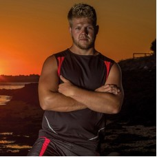 S186X   Spiro sport athletic vest