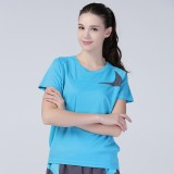 S182F Women's Spiro dash training shirt