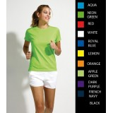 SOL's SPORTY POLYESTER  LADIES T-SHIRT